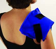 New Hot/Cold Packs Designed to Stay in Place