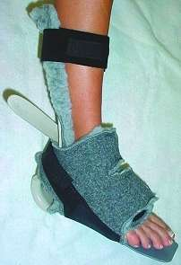 Adjustable Foot Length Which Allows The Therapist To Custom Fit The Orthosis