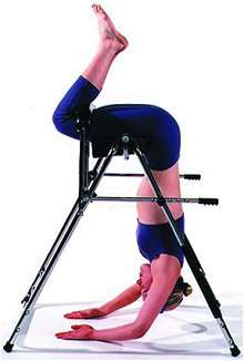 Inverted Spinal Traction
