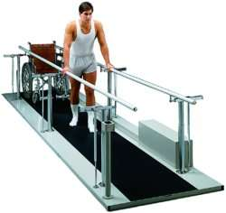 Parallel Bars, Motorized Height & Width